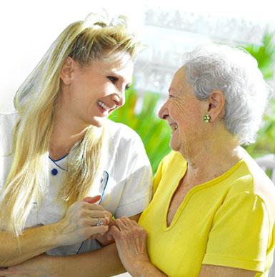 Badanti per Anziani e Famiglie Genova